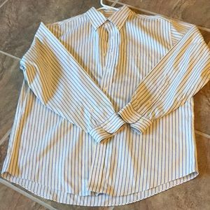 Men's long sleeve Brooks Brothers shirt